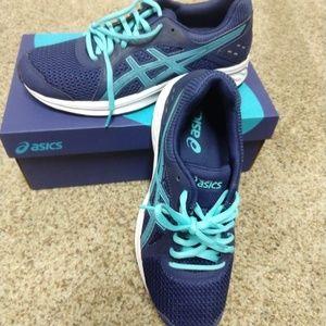 Asics Jolt 2 Indigo Blue Running Shoes sz8.5